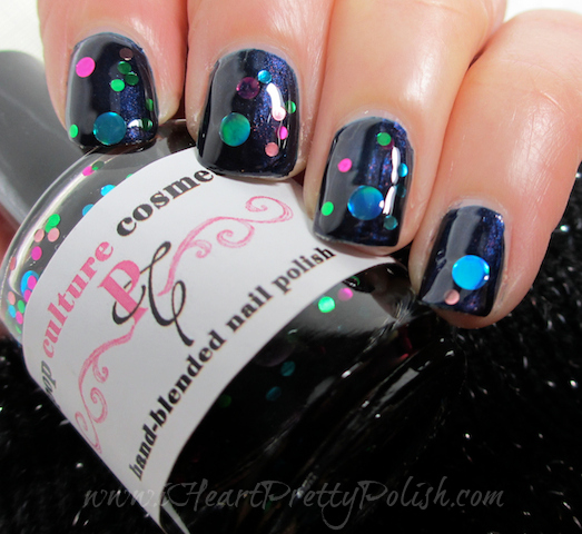 Pop Culture Cosmetics Happy Unbirthday OPI Russian Navy