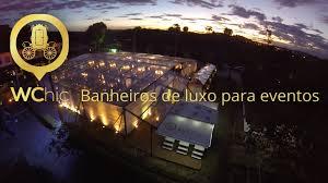 WChic - Banheiros de Luxo para Eventos