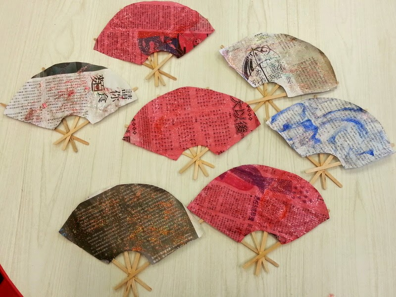 Choices for children january 2015 for New year s crafts for preschoolers