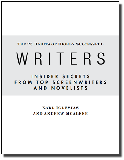The 25 Habits of Highly Successful Writers