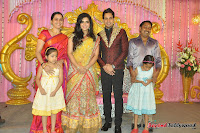 Celebraties at Actor Bharat n Jessy Wedding Reception Photos+%2528151%2529 Actor Bharath n Jessy Wedding Photos