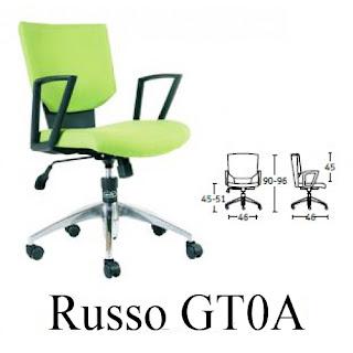 Kursi Kantor Russo GT0A Merek Savello