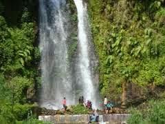 Obyek Wisata Curug Muncar di Kabupaten Pekalongan