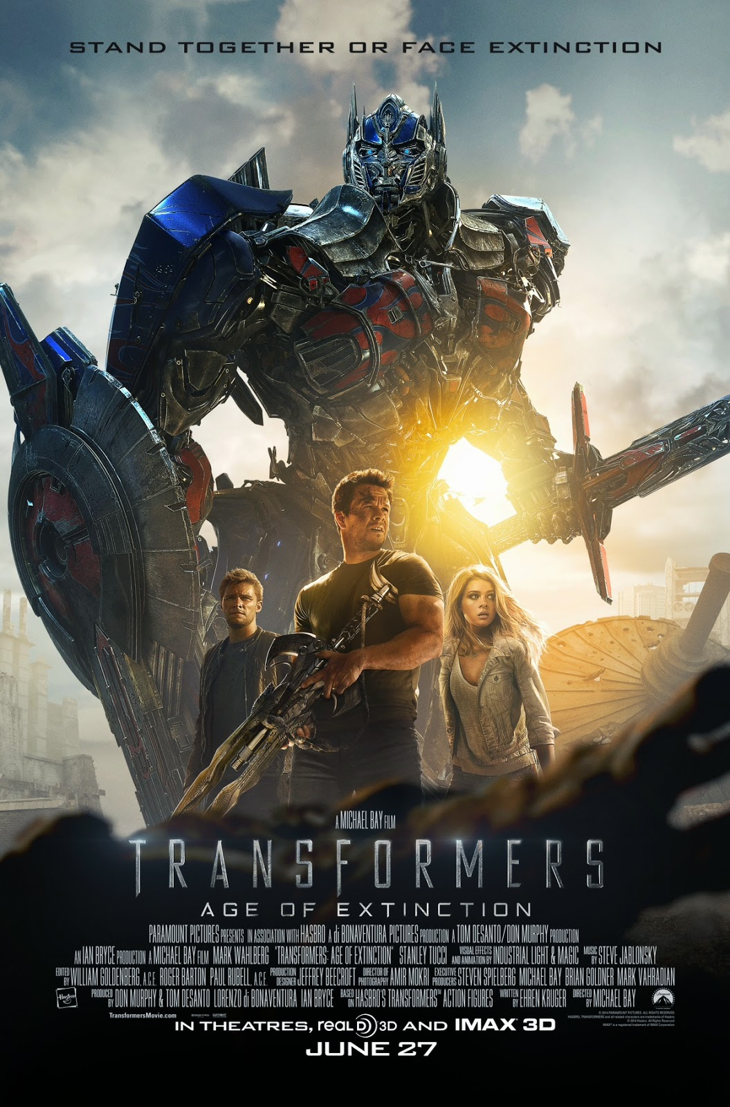 Transformers 4 (2014) Download Watch Full Movie Free Online