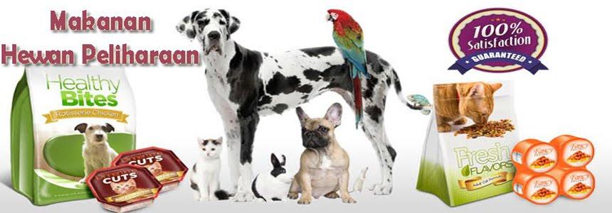 Jual Makanan Aksesoris Hewan Peliharaan Kucing Anjing