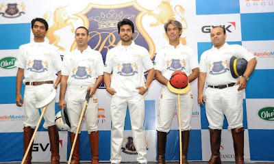 Ram Charan Launches his Polo Team RC Hyderabad Polo Riding Club