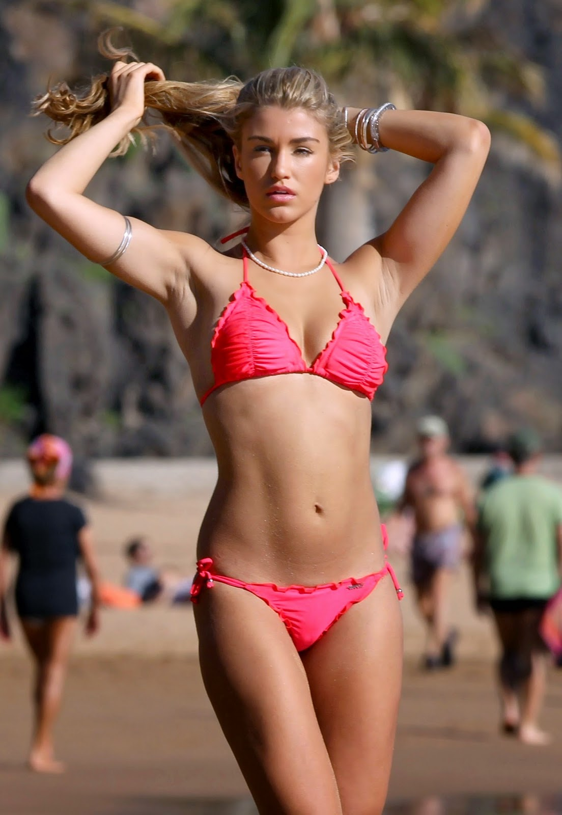 Amy Willerton amazing bikini girl
