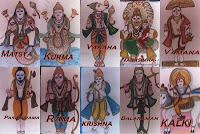 dasavatharam of vishnu
