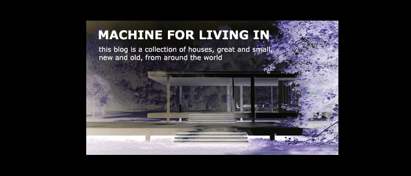 Machine For Living In