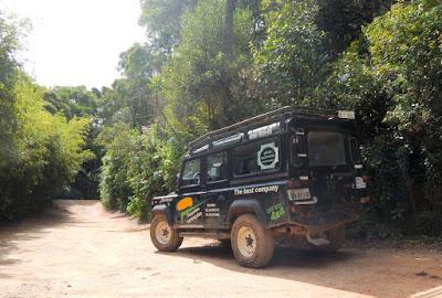 A visita à Monte Verde ganhou pinceladas de aventura quando alugamos um Land Rover Defender na Companhia 4X4, para explorar as estradas vicinais da região.