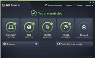 AVG Antivirus Pro 2015 Product Key License Free Download