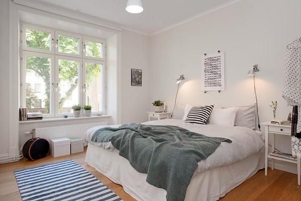 Ideas de dise o y decoraci n para dormitorios peque os - Diseno de dormitorios pequenos ...