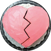 How do you mend a broken heart? With cake?