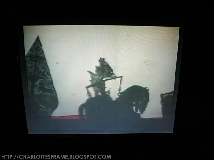 wayang kulit puppet, shadow play, wayang puppet and horse