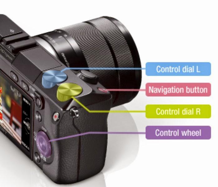 Review, Spesifikasi dan Harga Kamera Mirrorless SONY NEX-7