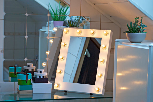 makeup mirror sminkspegel