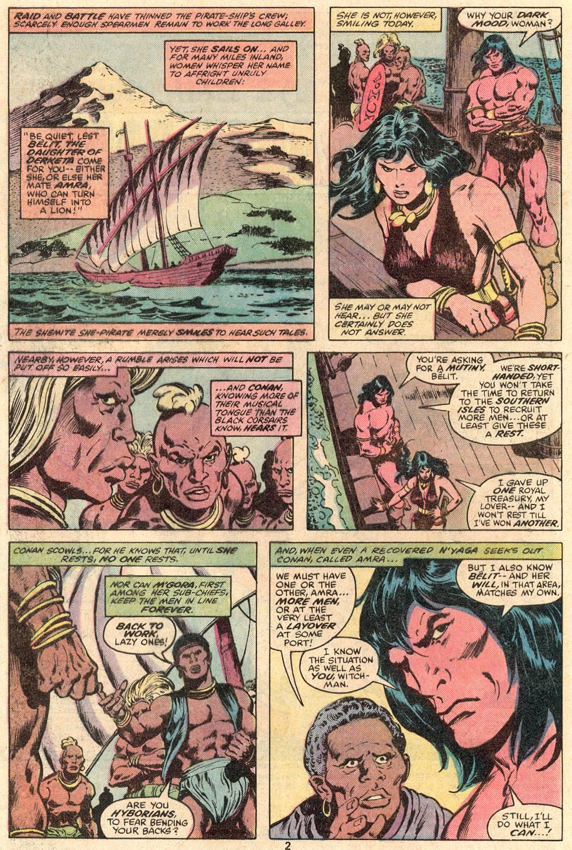 Conan the Barbarian (1970) Issue #99 #111 - English 3
