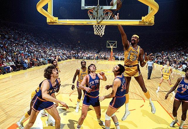 Virgil's Blog: Los Angeles Lakers x Wilt Chamberlain [1971-1972]