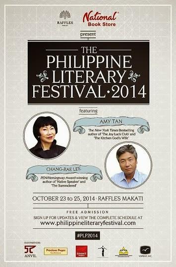 PHILIPPINE LITERARY FESTIVAL