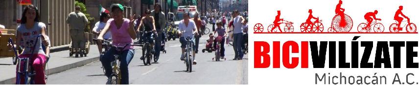 Bicivilízate Michoacán a.c.