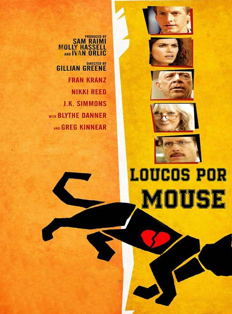 Loucos por Mouser Torrent - Blu-ray Rip 720p e 1080p Dual Áudio (2016)