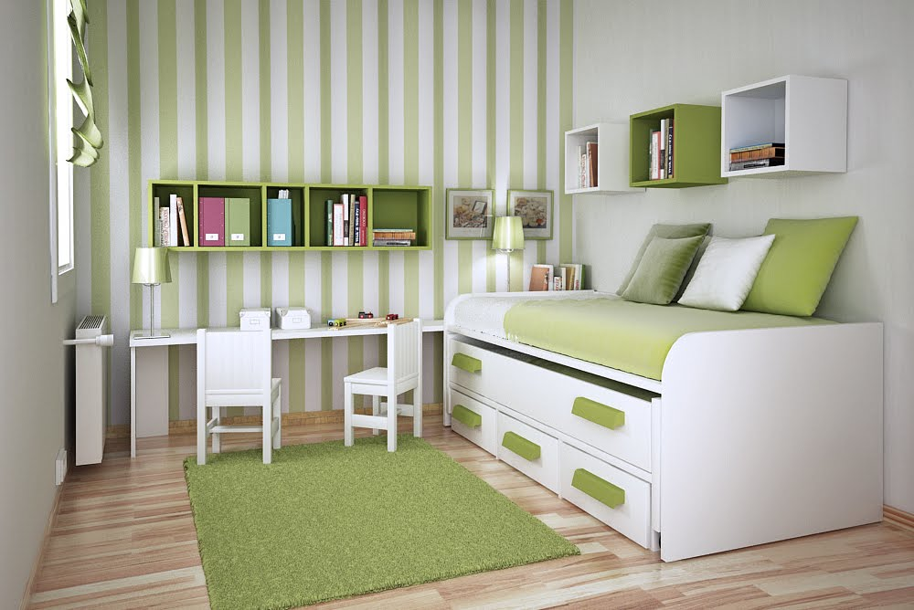 45 Small And Compact Bedroom Solutions