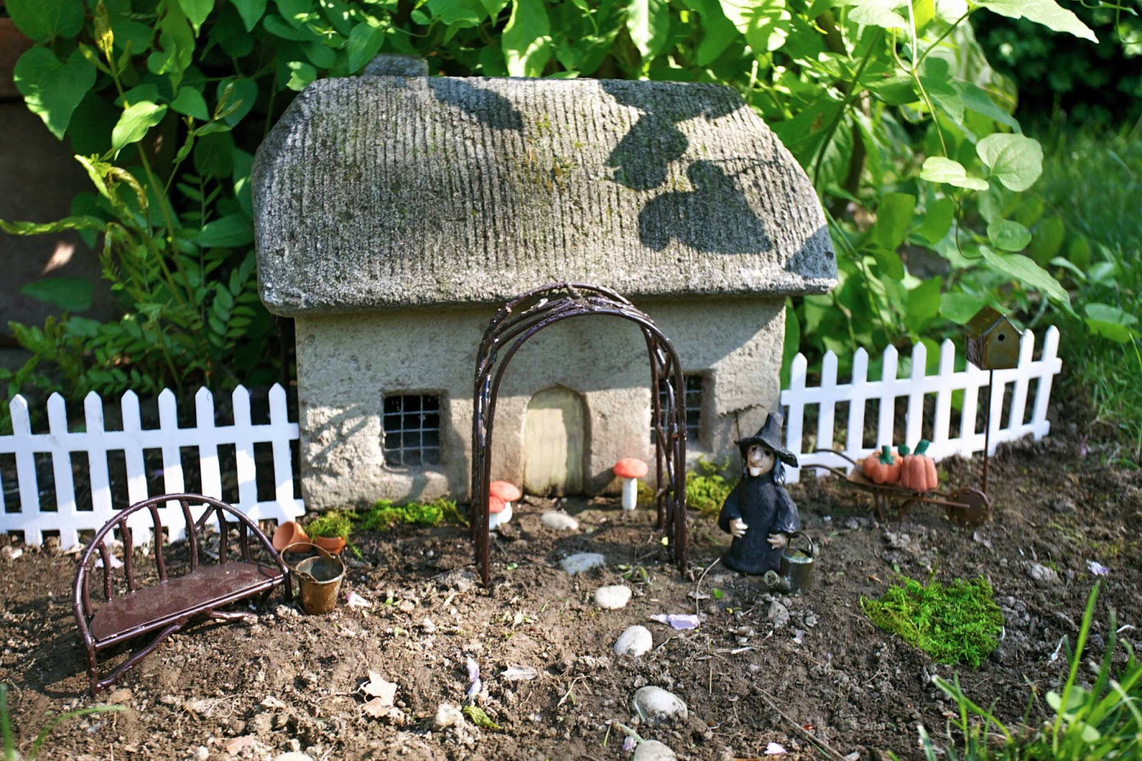 Something Wicked This Way Comes The Witch 39 S Garden
