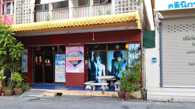 Buddy Men Club, gay bar in Hat Yai
