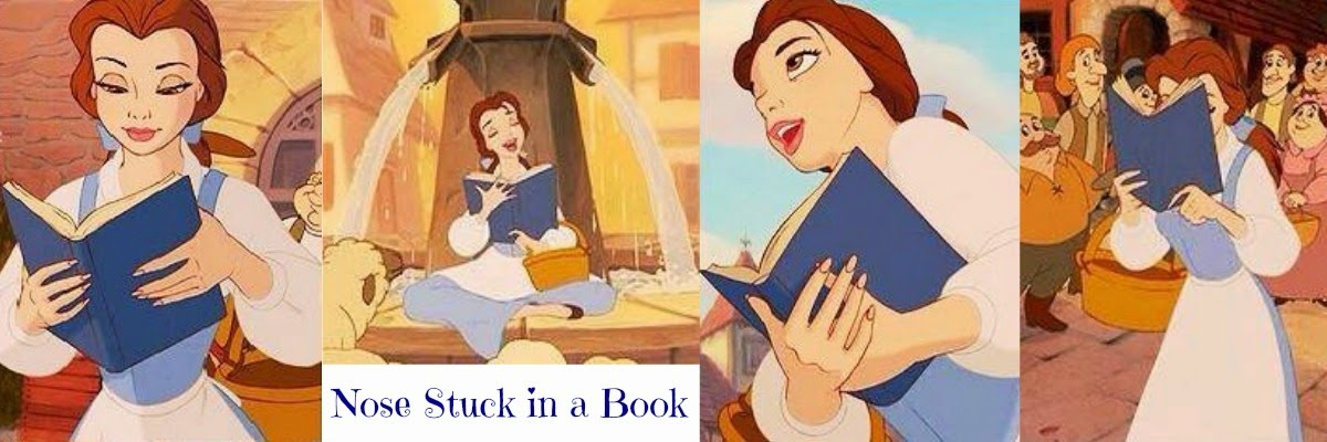 Nose Stuck In A Book