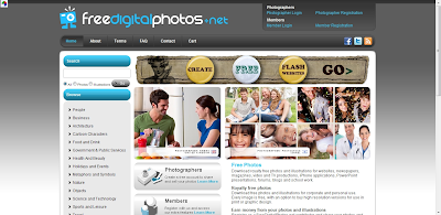 Top 10 stock photography sites Freedigitalphotos