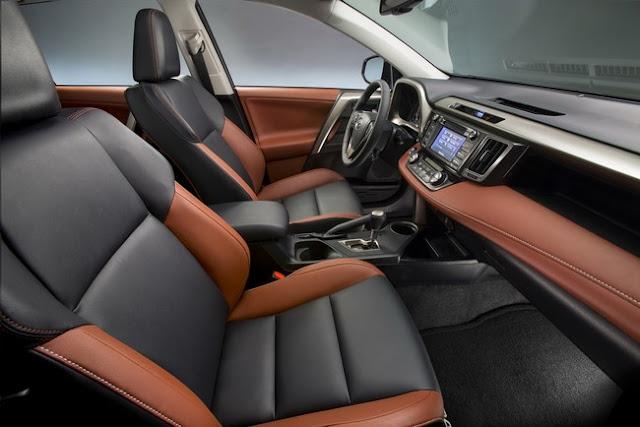 Toyota RAV4 2013 có giá trên 24.145 USD,Toyota,RAV4