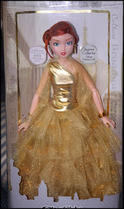 Tonner City Girls Golden Swirl Deluxe Fashion ASTOR NRFB