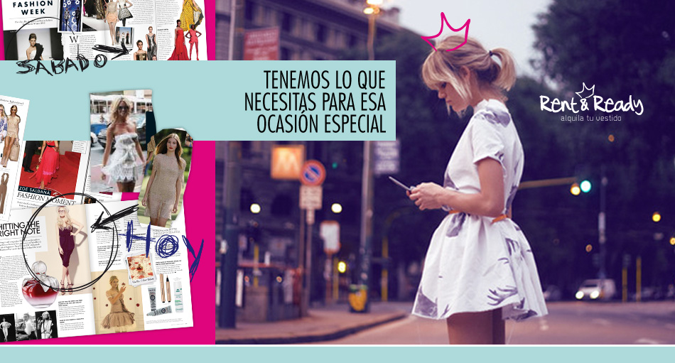 Single Ladies Bilbao: Rent&Ready, para Alquilar tu vestido y ...