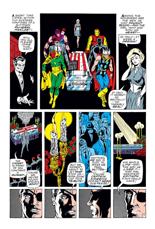Captain America (1968) Issue #113 #27 - English 9