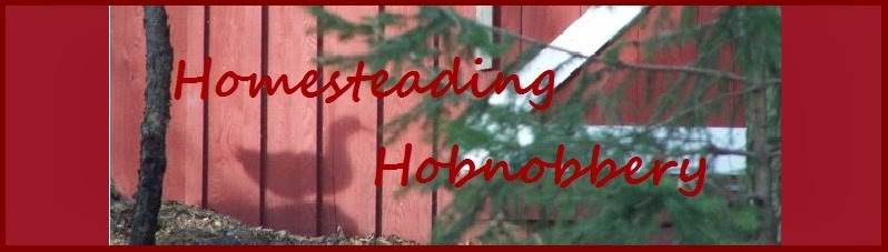 Homesteading Hobnobbery