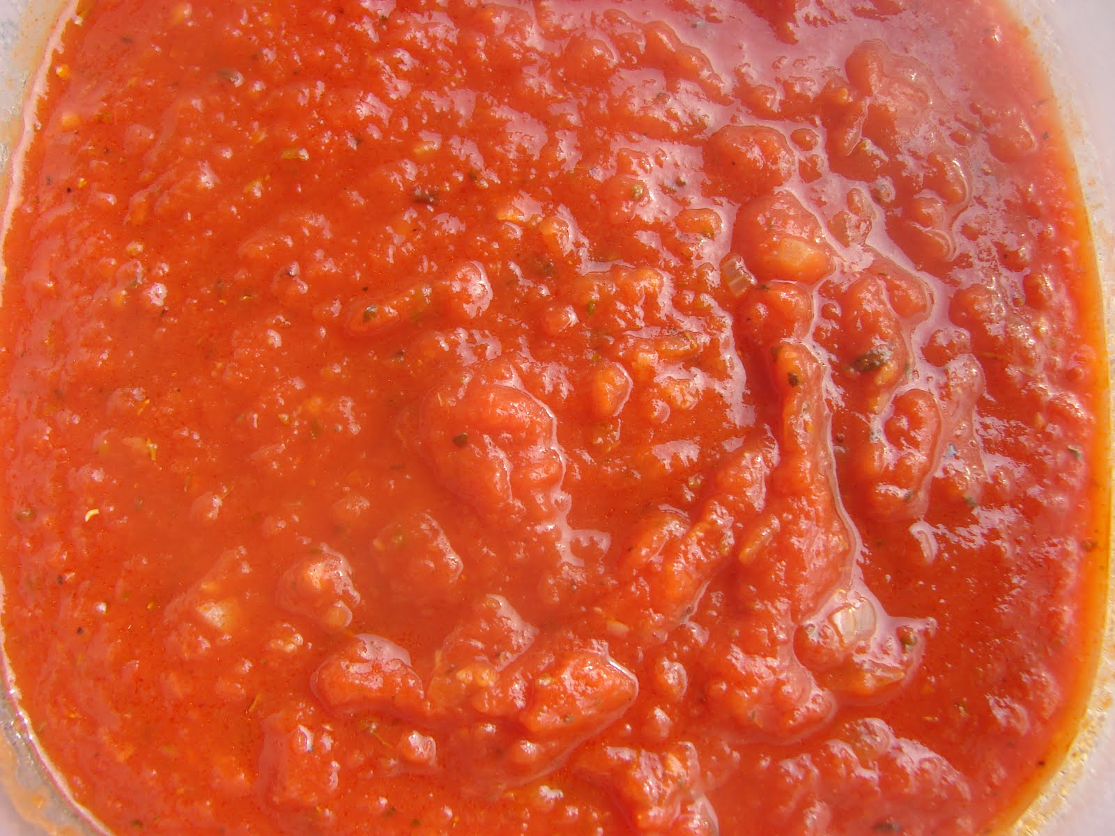 Love,Cook and Eat: Homemade Marinara Sauce Recipe