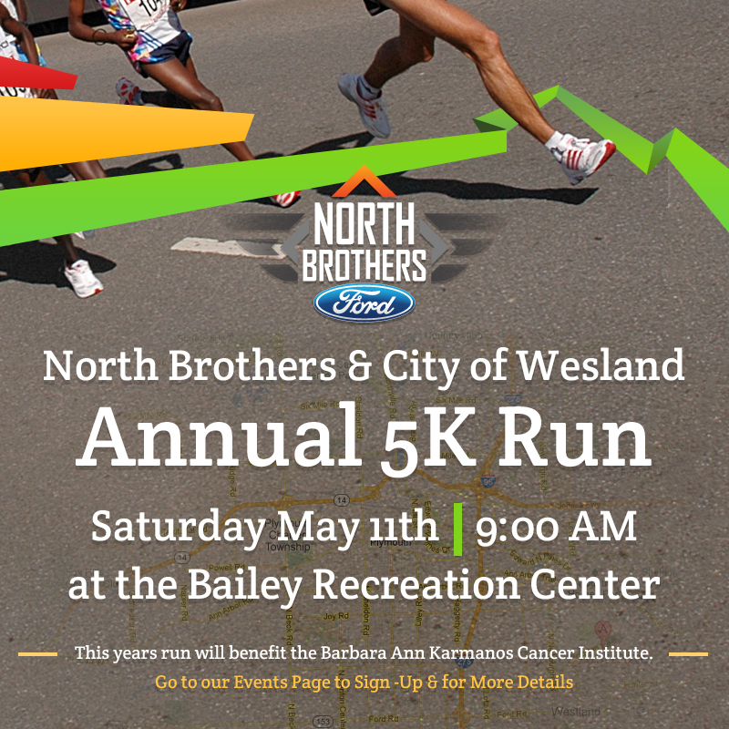 North Brothers Annual 5K Fun Run Registration