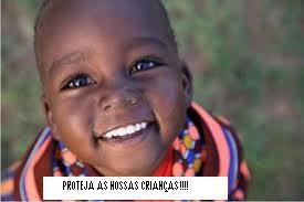 VAMOS CUIDAR BEM DE NOSSAS CRIANÇAS!!!