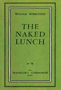 How did Fuzz Haunted get their name - The Naked Lunch 1st edition - William Burroughs