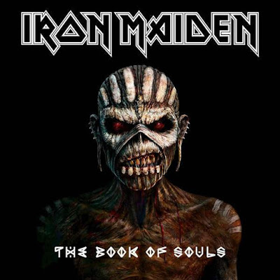 Iron Maiden - The Book of Souls (2015) [Deluxe]