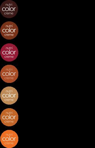 le charme et llgance pour rveiller les reflets chtains du plus clair au plus fonc tonalits froides chaudes - Revlon Coloration