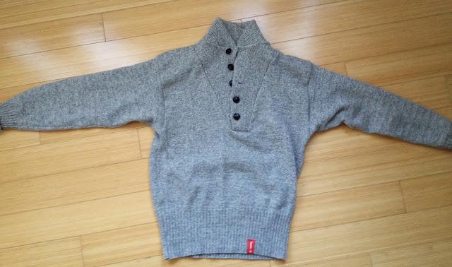 Steam Horse Dry Goods | Sawmill Paul Wool Sweater