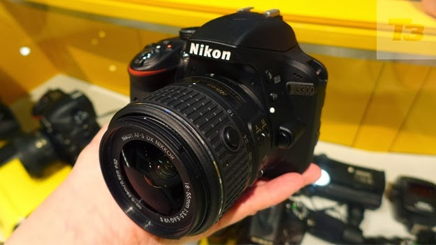 The Review of New Nikon D3300
