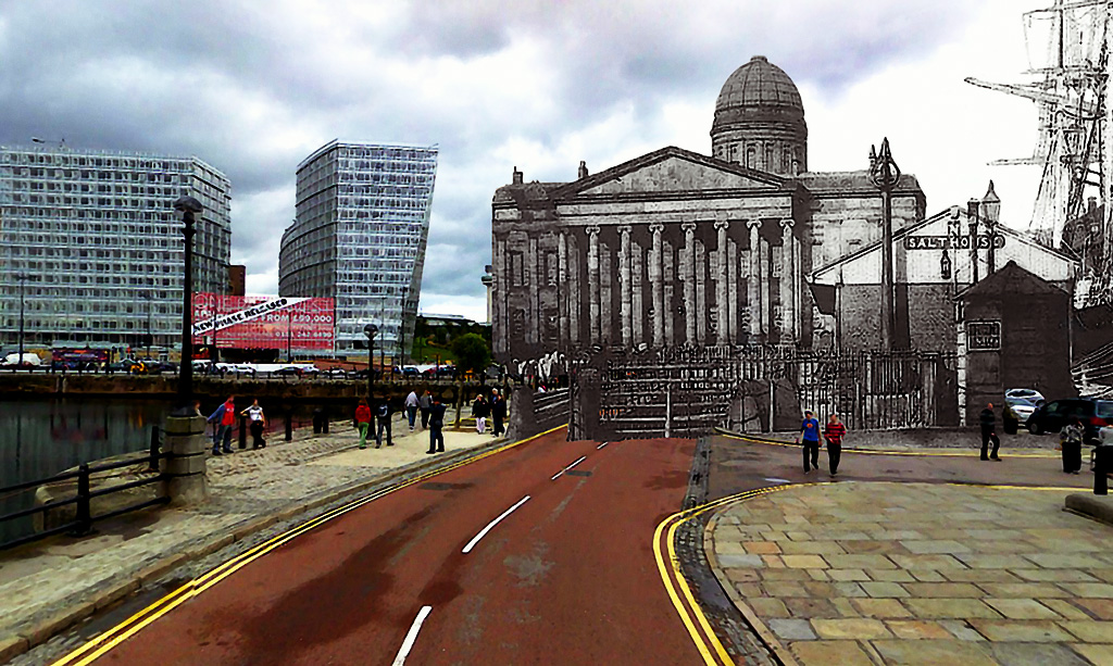 The Liverpool Customs House