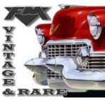 FM - Vintage & Rare album - CD front
