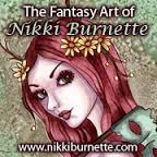 The fantasy art of Nikki BBurnette