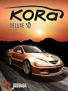 Screenshots of the Kora Deluxe 3D for java mobile, phone.