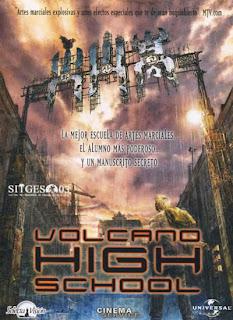 Ver Película Volcano High School Gratis (2001)
