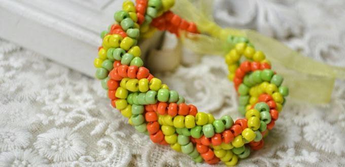 pony bead bracelet munchkins and mayhem