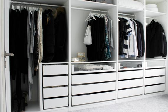 mitt vita hus walk in. Black Bedroom Furniture Sets. Home Design Ideas